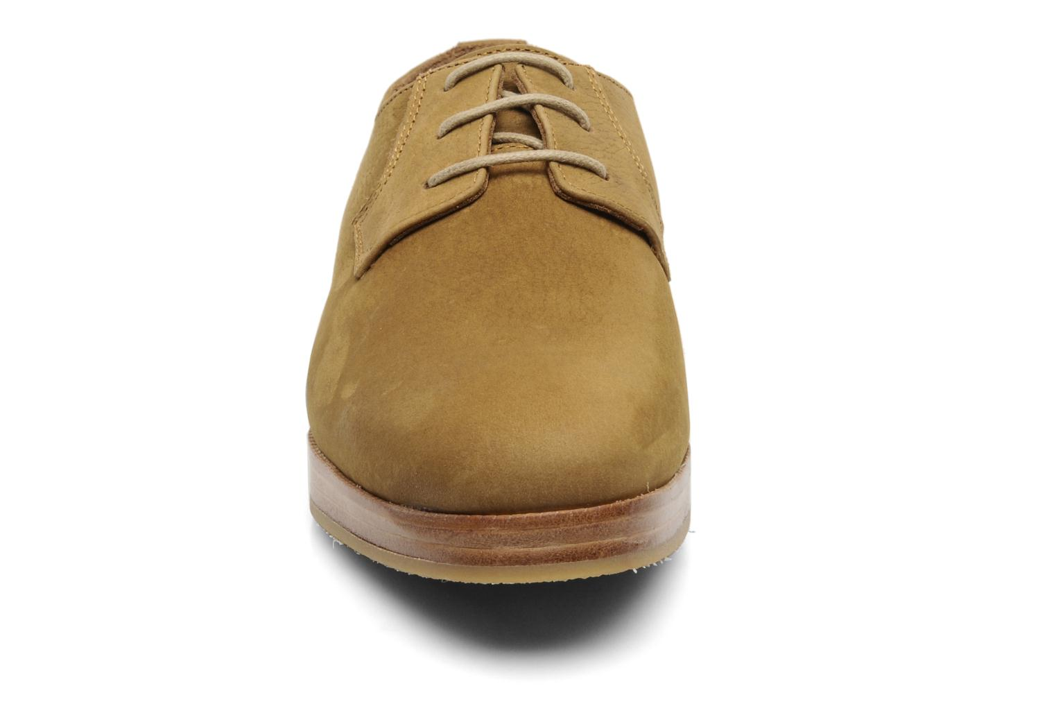 Seb 1 Brown Nubuck